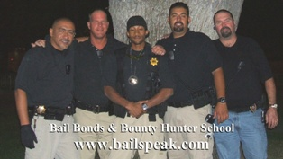 Video: CA Bounty Hunting Schools