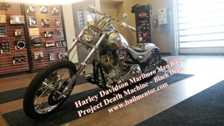 Harely Davidson Marlboro Man Bike For Sale